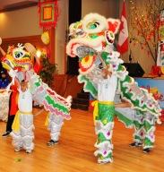 """The Lion Dance"""