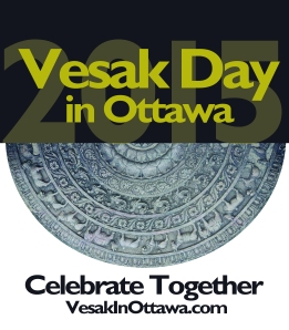 Vesak Day in Ottawa - 2015